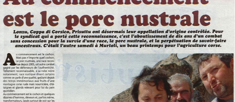 La Corse - Votre hebdo